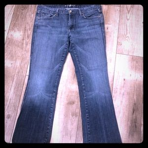 7 for all Mankind Jeans size 32